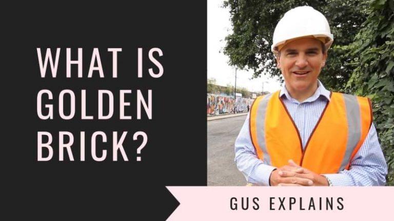 What is golden brick?