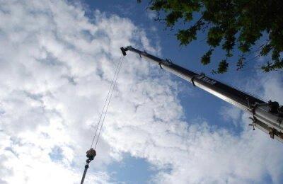 Zog House crane