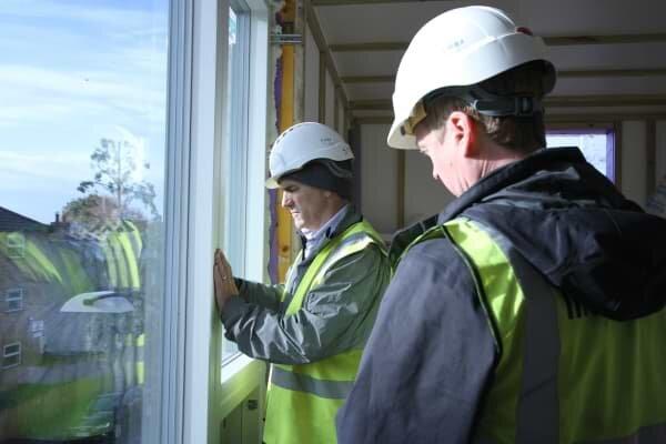 Blenheim Grove Gus & Martin inspection