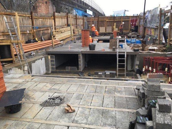 Blenheim Grove beam and block floors
