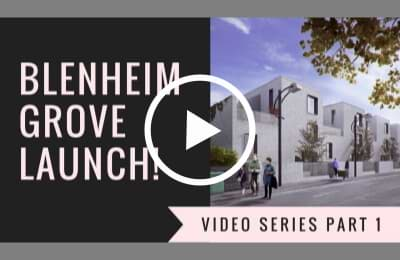 Blenheim Grove video series part 1