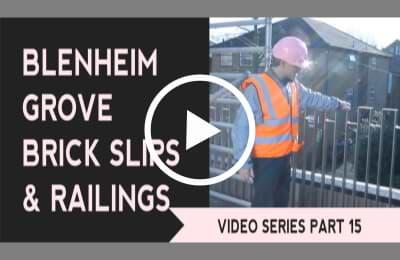 Blenheim Grove video series part 15