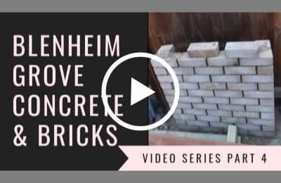 Blenheim Grove video series part 4