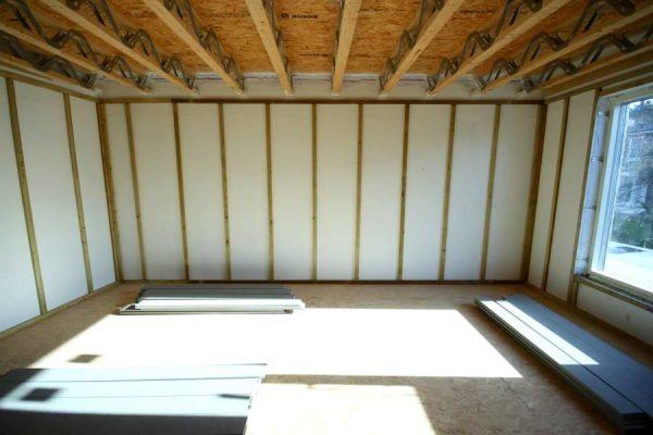 Blenheim Grove custom build shell House 60