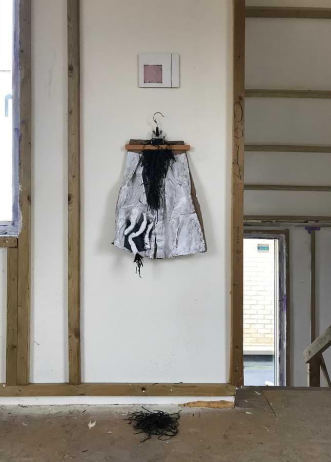Lito Apostolakou - Clothes You'll Never Wear - Skirt @inklinks