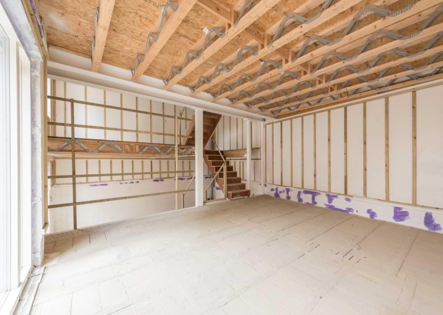 Blenheim Grove living room raw