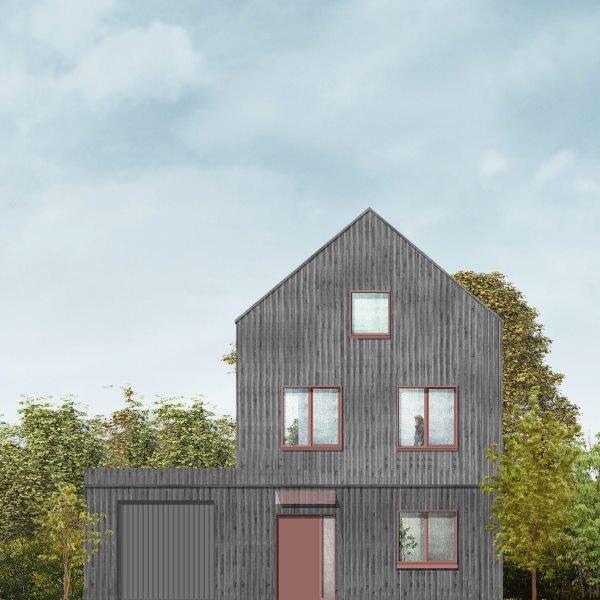 Mae MyHouse Pound Lane custom build house