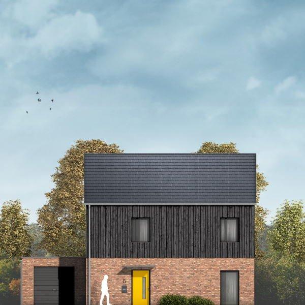 Pitman Tozer S6 House Pound Lane custom build house