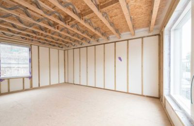 Blenheim Grove bedroom raw