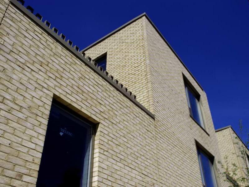 Blenheim Grove facade May 2020