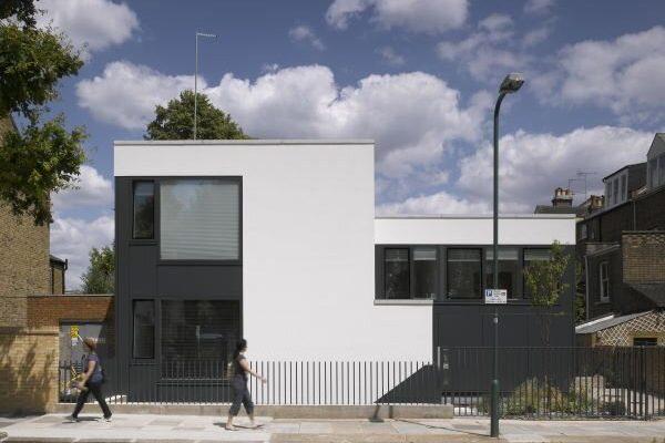 Zog House exterior